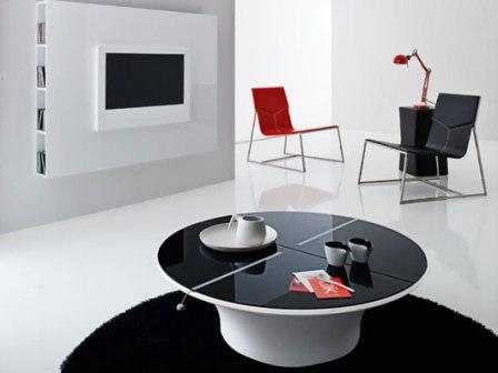 mobilier pentru living minimalist