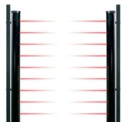 model bariere infrarosu