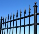 Cateva modele si tipuri de garduri din fier forjat