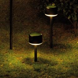 lampadar gradina