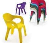 Modele de scaune din plastic pentru gradina dar si pentru interior