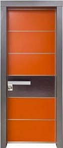 Usa antiefractie culoare orange
