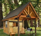 Cabanele din lemn pot fi construite pe orice teren si sunt ecologice. Totodata prezinta o serie de avantaje pe care alt material de constructie nu le are.