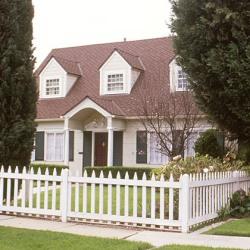 Model casa americana