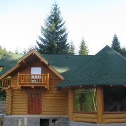 casa vacanta lemn