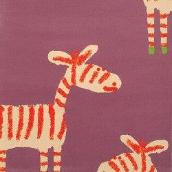 Covor cu model girafa