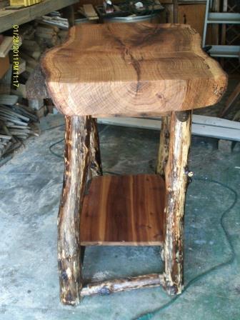 scaun rustic pentru bucatarie sau terase