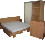 Cateva modele si tipuri de dormitoare confectionate din PAL.