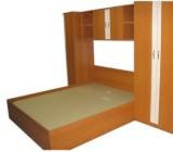 Cateva idei pentru amenajarea unui dormitor pentru tineret, in special al unui dormitor cu doua paturi.