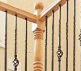Va prezentam cateva modele de balustrade din fier forjat care speram ca va vor fi sursa inspirationala in alegerea modelului potrivit locuintei dvs.